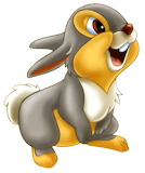 Thumper-1-lg - online jigsaw puzzle - 20 pieces