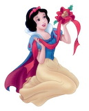 christmas-snow-white - online jigsaw puzzle - 9 pieces