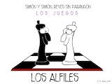 SIMÓN Y SIMÓN-JUEGOS-LOS ALFILES - 20 PIEZAS