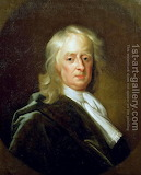 Portrait-Of-Sir-Isaac-Newton-164 - online jigsaw puzzle - 20 pieces