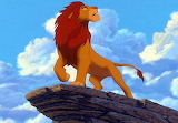 lion_king4 - online jigsaw puzzle - 20 pieces