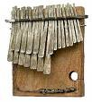 mbira - online jigsaw puzzle - 42 pieces