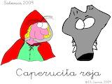 Caperucita roja - online jigsaw puzzle - 35 pieces