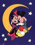 mickey_minnie - online jigsaw puzzle - 20 pieces