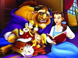 beauty_and_the_beast_friends-4978 - online jigsaw puzzle - 12 pieces