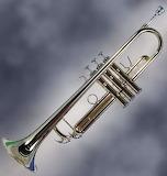 trumpet - online jigsaw puzzle - 42 pieces