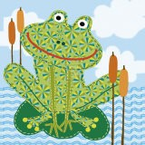 -the-frog - online jigsaw puzzle - 36 pieces