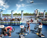 triatlon - online jigsaw puzzle - 42 pieces