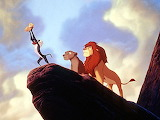 lion_king - online jigsaw puzzle - 20 pieces