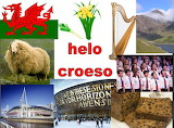 hello from wales - online jigsaw puzzle - 40 pieces
