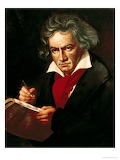 beethoven - online jigsaw puzzle - 35 pieces