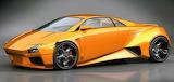 Lamborghini Embolado - online jigsaw puzzle - 60 pieces