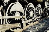 Locomotive - online jigsaw puzzle - 40 pieces