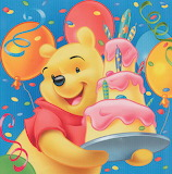 poohs_birthday-1131 - online jigsaw puzzle - 20 pieces
