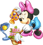 minnie_mouse-4964 - online jigsaw puzzle - 20 pieces