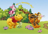 winnie_the_pooh_and_friends-1143 - online jigsaw puzzle - 20 pieces