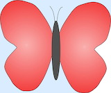 motýl menší - online jigsaw puzzle - 42 pieces
