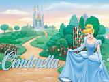 cinderella - online jigsaw puzzle - 80 pieces