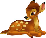 Bambi-1 - online jigsaw puzzle - 20 pieces