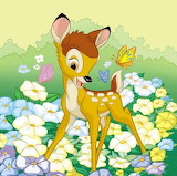 disneys_bambi-4909 - online jigsaw puzzle - 9 pieces