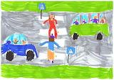 Kadri - online jigsaw puzzle - 12 pieces