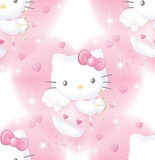 hello-kitty-pink2 - online jigsaw puzzle - 20 pieces