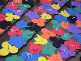 Temps de flors (Girona) - online jigsaw puzzle - 20 pieces