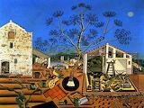 Miró1 - online jigsaw puzzle - 20 pieces