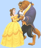 beauty_and_the_beast-4977 - online jigsaw puzzle - 9 pieces