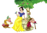 Snow-White - online jigsaw puzzle - 12 pieces