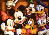disney_characters-4937 - online jigsaw puzzle - 12 pieces
