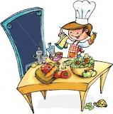 cuiner dibu - online jigsaw puzzle - 9 pieces