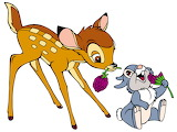 Bambi-Thumper-1 - online jigsaw puzzle - 35 pieces