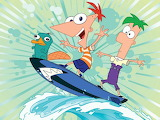 Phineas y Ferb - online jigsaw puzzle - 63 pieces