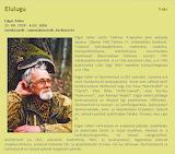 Edgar Valteri elulugu - online jigsaw puzzle - 20 pieces