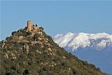 Castell de Burriac (Cabrera de M - online jigsaw puzzle - 40 pieces