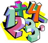 numeros - online jigsaw puzzle - 9 pieces
