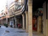 carrer del Rech (porxades) - online jigsaw puzzle - 63 pieces
