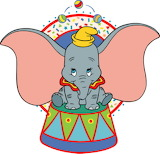 Dumbo - online jigsaw puzzle - 9 pieces