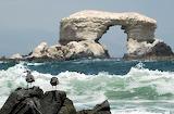 La Portada Antofagasta Chile - online jigsaw puzzle - 18 pieces